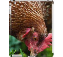 Neighborhood Chicken iPad Case/Skin