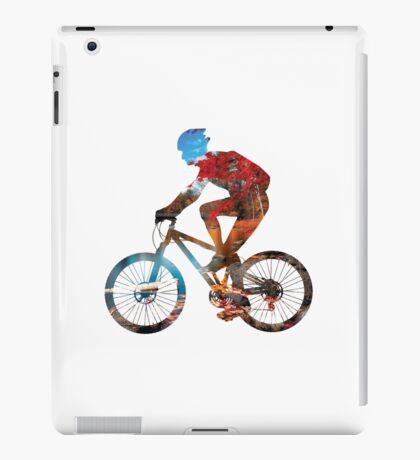Mountainbike iPad Case/Skin
