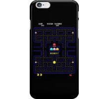 Arcade game iPhone Case/Skin