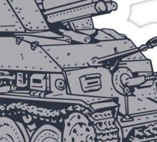 Marder III Anti-Tank Gun Sticker