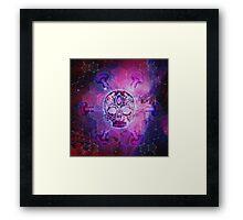 Psychedelic Vision Framed Print
