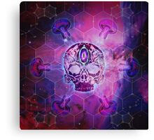 Psychedelic Vision Canvas Print