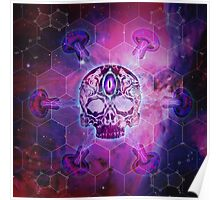 Psychedelic Vision Poster