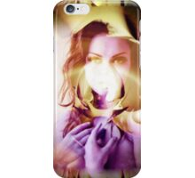 6520vy Orchid Goddess iPhone Case/Skin
