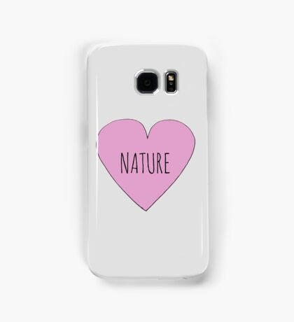 Nature Love Samsung Galaxy Case/Skin