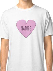 Nature Love Classic T-Shirt