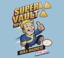 Super Vault Boy by JakGibberish