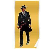 Sheriff Clayton Poster