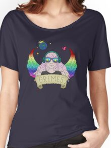 GRIMES - art angels Women's Relaxed Fit T-Shirt