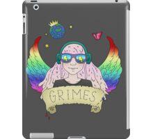 GRIMES - art angels iPad Case/Skin