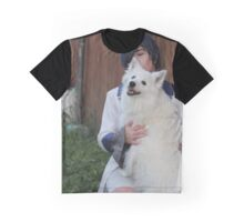 Ciel with Puppy 2 Graphic T-Shirt