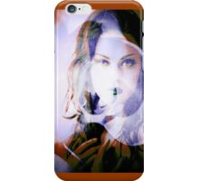 6547r Orchid Goddess iPhone Case/Skin