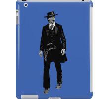 Sheriff Clayton iPad Case/Skin
