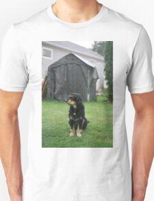 'Backyard' Unisex T-Shirt