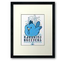 Kakariko Breeders Framed Print