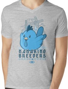 Kakariko Breeders Mens V-Neck T-Shirt