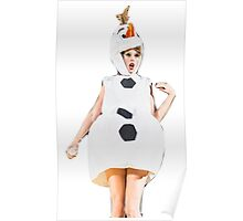 taylor olaf Poster