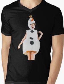 taylor olaf Mens V-Neck T-Shirt