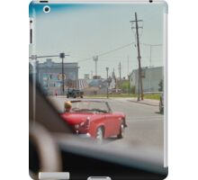 'Sports Car'  iPad Case/Skin
