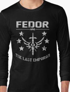 Fedor Emelianenko Established [FIGHT CAMP] Long Sleeve T-Shirt