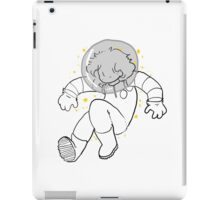 now we're lost in outer space iPad Case/Skin