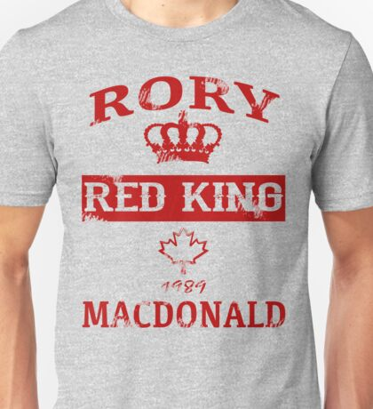 Rory MacDonald Established [FIGHT CAMP] Unisex T-Shirt