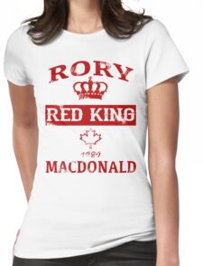 Rory MacDonald Established [FIGHT CAMP] Womens Fitted T-Shirt
