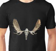 Moose skull Unisex T-Shirt