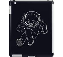 now we're lost in outer space (v.2) iPad Case/Skin