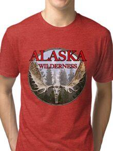 Alaska wilderness  Tri-blend T-Shirt