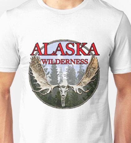 Alaska wilderness  Unisex T-Shirt