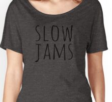 Schmidt Inspired Slow Jams Women's Relaxed Fit T-Shirt