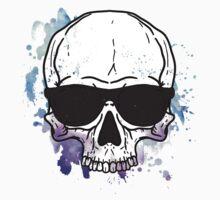 Skull Shades One Piece - Long Sleeve