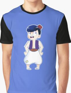 Aladdin Karamatsu Graphic T-Shirt