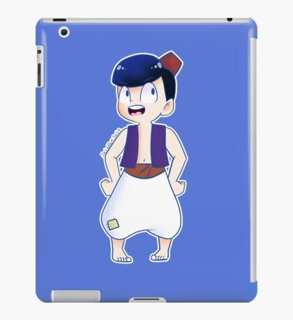 Aladdin Karamatsu iPad Case/Skin