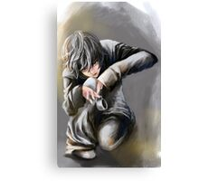 N, Death Note  Canvas Print