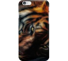 Tiger Stare iPhone Case/Skin