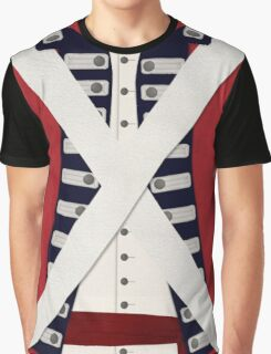 British Redcoat Graphic T-Shirt