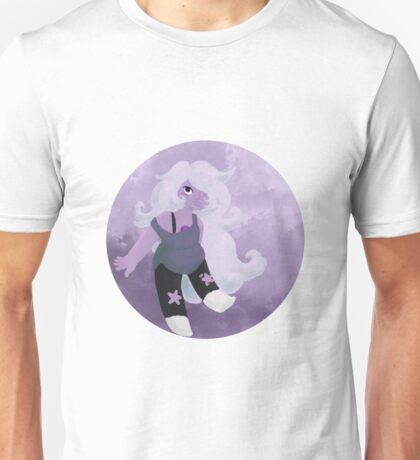Purple Gem Unisex T-Shirt