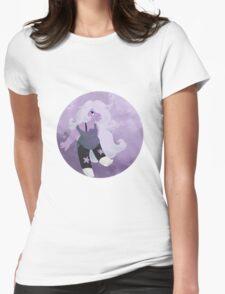 Purple Gem Womens Fitted T-Shirt