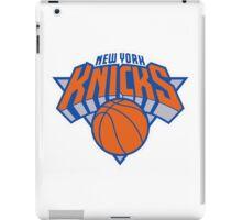 logo newyork knicks ball iPad Case/Skin