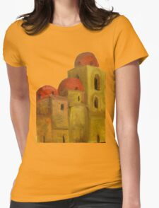 church of San Giovanni of the Hermits, Palermo Womens Fitted T-Shirt