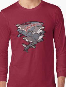Cute Sharknado Long Sleeve T-Shirt