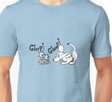 Gleep and Glorp and Oscar Unisex T-Shirt