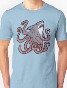 Cute Sharktopus Unisex T-Shirt