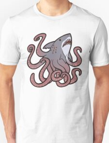 Cute Sharktopus Unisex T-Shirt