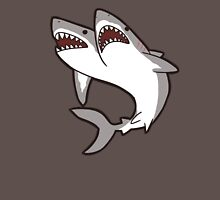 2-Headed Shark Unisex T-Shirt