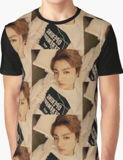 Jungkook Graphic T-Shirt