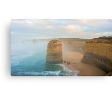 Apostles in the Mist Canvas Print