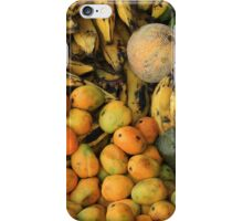 Colorful Exotic Fruit iPhone Case/Skin
